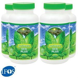 Picture of Ultimate EFA Plus™ - 90 soft gels (4 Pack)